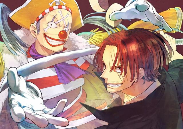 One Piece: Hóa ra Shanks và Buggy cũng đã từng có 1 thời mặn nồng, sẵn sàng hy sinh vì nhau - Ảnh 11.