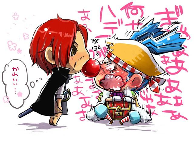One Piece: Hóa ra Shanks và Buggy cũng đã từng có 1 thời mặn nồng, sẵn sàng hy sinh vì nhau - Ảnh 17.