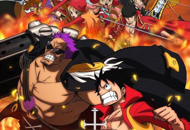 One Piece: Stampede - Siêu phẩm này có gì đặc biệt mà khiến fan đứng ngồi không yên? - Ảnh 2.