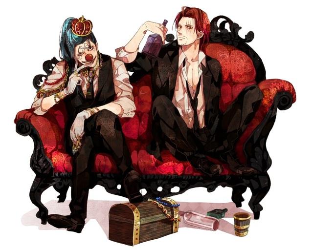 One Piece: Hóa ra Shanks và Buggy cũng đã từng có 1 thời mặn nồng, sẵn sàng hy sinh vì nhau - Ảnh 21.
