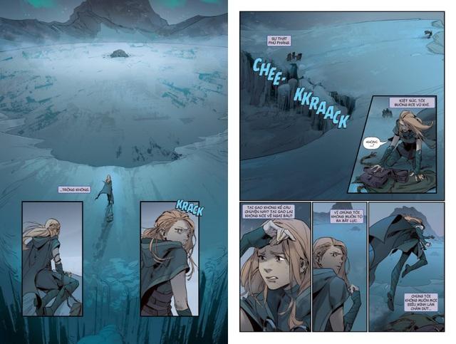Swain có thể tiên tri được tướng mới Vua Vô Danh và thêm một con Rồng vũ trụ nữa sắp xuất hiện? - Ảnh 3.