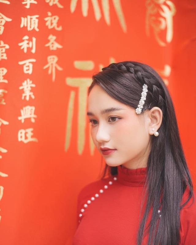 Nữ chính Mắt biếc gây bất ngờ khi thay đổi hình tượng 180 độ, thiếu nữ trong sáng đã biết khoe body gợi cảm - Ảnh 5.
