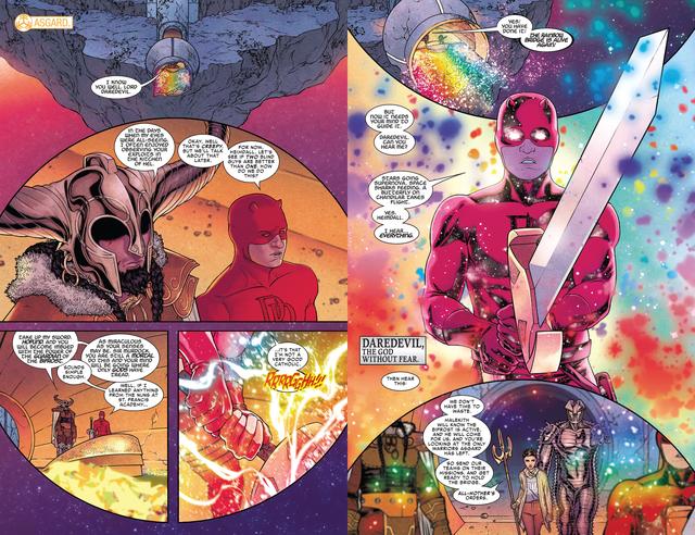Daredevil trở thành Nhà Tiên Tri Vũ Trụ của Marvel Comics? - Ảnh 2.