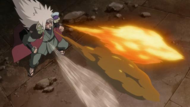 5 kỹ thuật mạnh mẽ của Jiraiya mà ai cũng mong thấy ông sử dụng trong Boruto - Ảnh 5.