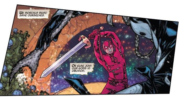 Daredevil trở thành Nhà Tiên Tri Vũ Trụ của Marvel Comics? - Ảnh 1.