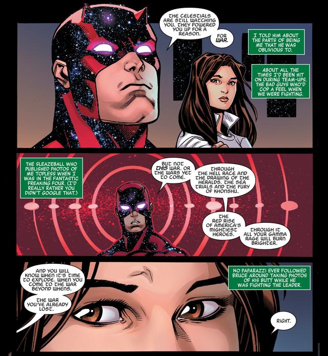 Daredevil trở thành Nhà Tiên Tri Vũ Trụ của Marvel Comics? - Ảnh 6.