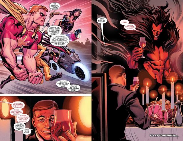 Daredevil trở thành Nhà Tiên Tri Vũ Trụ của Marvel Comics? - Ảnh 9.