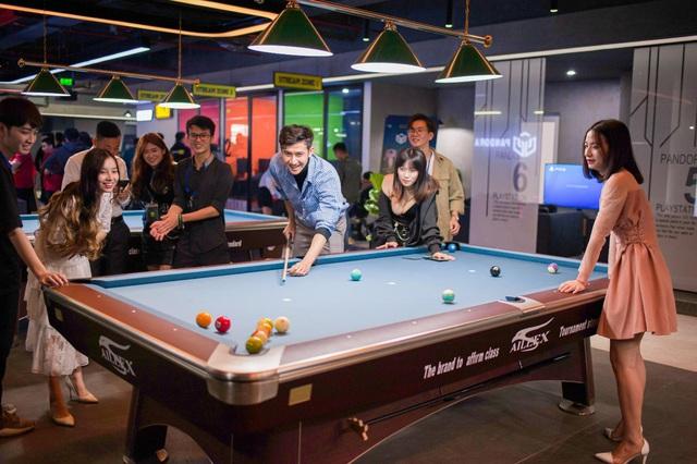 Pandora Gaming 461 Trương Định: Tổ hợp giải trí cao cấp kết hợp giữa PC Gaming, Bi-a và PS4 chính thức chào đón game thủ tham gia trải nghiệm - Ảnh 8.