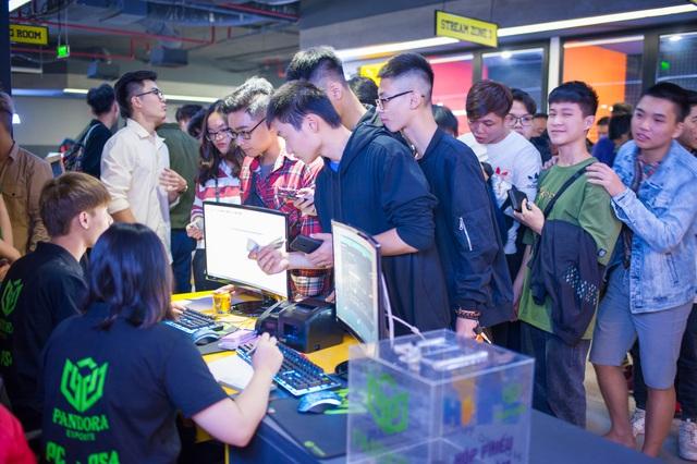 Pandora Gaming 461 Trương Định: Tổ hợp giải trí cao cấp kết hợp giữa PC Gaming, Bi-a và PS4 chính thức chào đón game thủ tham gia trải nghiệm - Ảnh 9.