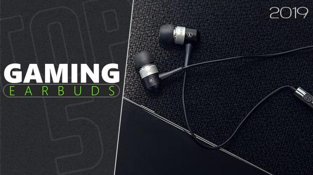 Những loại tai nghe gaming nhét trong nhỏ gọn mà siêu ngon lành, đáng mua nhất năm 2019 này - Ảnh 1.