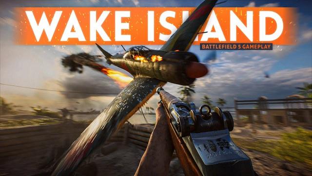 Bản đồ huyền thoại Wake Island sẽ có trong Battlefield 5 tại bản cập nhật sắp tới - Ảnh 1.