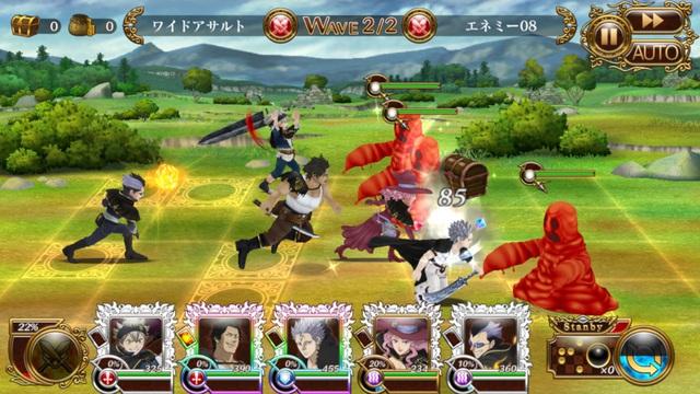 Xuất hiện tựa game mobile nhập vai siêu hot Black Clover Phantom Knights - Ảnh 2.