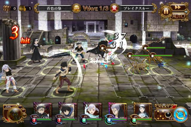 Xuất hiện tựa game mobile nhập vai siêu hot Black Clover Phantom Knights - Ảnh 3.