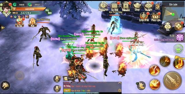[CHÍNH THỨC] Ngọc Kiếm Truyền Kỳ: Game chuẩn cho fan cuồng võ lâm sẽ mở Alpha Test ngày 13/12 - Ảnh 2.