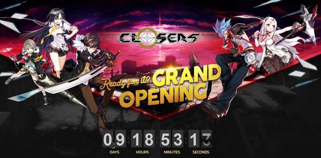 Game hành động đình đám Closers Online đã được mua về Việt Nam - Ảnh 1.