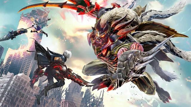 Lộ diện 20 phút gameplay của God Eater 3, bom tấn RPG Nhật Bản hay nhất 2019 - Ảnh 1.