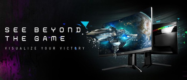 Màn hình MSI Gaming giờ cũng được trang bị công nghệ chống xé hình G-Sync - Ảnh 1.
