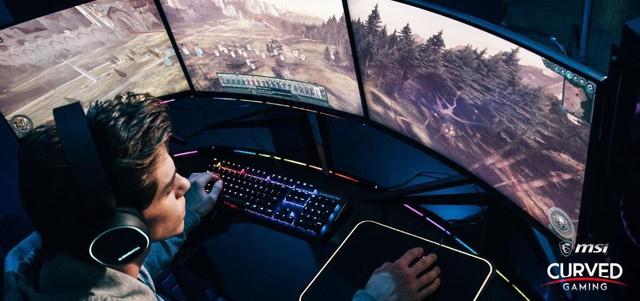 Màn hình MSI Gaming giờ cũng được trang bị công nghệ chống xé hình G-Sync - Ảnh 2.