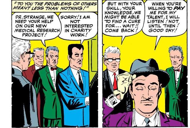 Sự thật kinh hoàng: Liệu có phải chính Doctor Strange đã tự ngụy tạo vụ tai nạn của mình? - Ảnh 1.