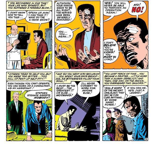 Sự thật kinh hoàng: Liệu có phải chính Doctor Strange đã tự ngụy tạo vụ tai nạn của mình? - Ảnh 2.