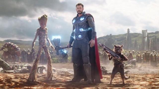 10 cảnh phim khiến fan siêu anh hùng xúc động, phấn khích tột độ trong năm 2018 - Ảnh 1.