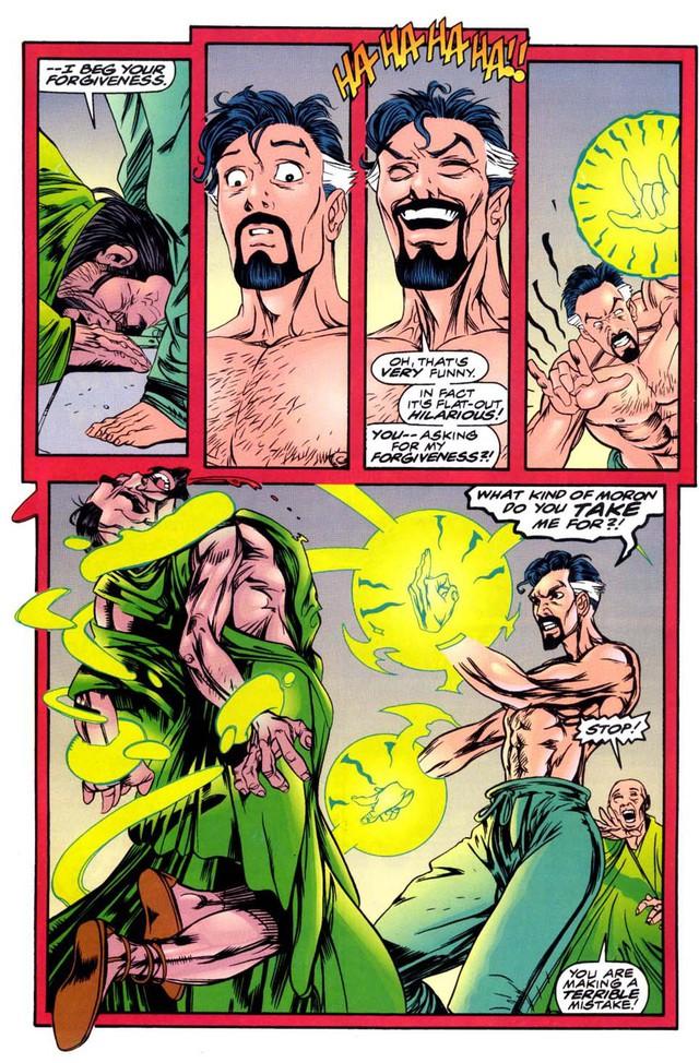 Sự thật kinh hoàng: Liệu có phải chính Doctor Strange đã tự ngụy tạo vụ tai nạn của mình? - Ảnh 5.