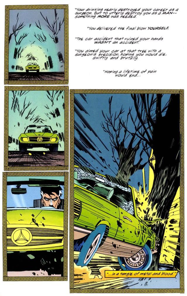 Sự thật kinh hoàng: Liệu có phải chính Doctor Strange đã tự ngụy tạo vụ tai nạn của mình? - Ảnh 7.
