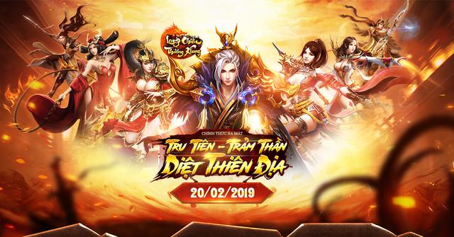 45 kỹ năng Thiên Phú, 27 kỹ năng Thức Tỉnh, 9 Tuyệt Kỹ: Long Chiến Thương Khung thách thức trình PK game thủ Việt, không dành cho những tay mơ - Ảnh 15.
