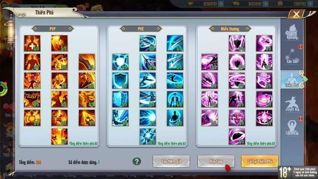 45 kỹ năng Thiên Phú, 27 kỹ năng Thức Tỉnh, 9 Tuyệt Kỹ: Long Chiến Thương Khung thách thức trình PK game thủ Việt, không dành cho những tay mơ - Ảnh 6.