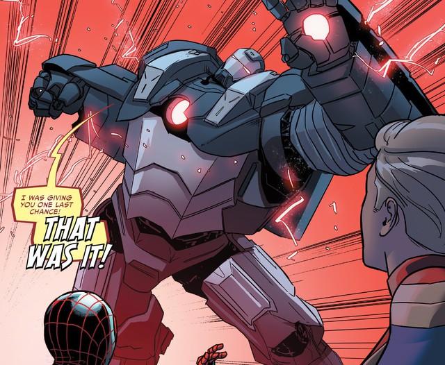 8 bộ giáp cực mạnh mà Iron Man từng chế tạo để... bóp đồng đội khi cần - Ảnh 11.