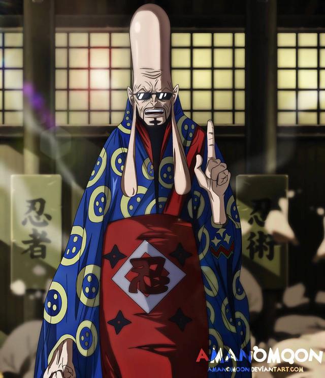 One Piece: Tướng quân Orochi sở hữu một tay sai có khả năng hồi sinh người chết? Điều này sẽ có lợi hay hại đối với Luffy? - Ảnh 3.