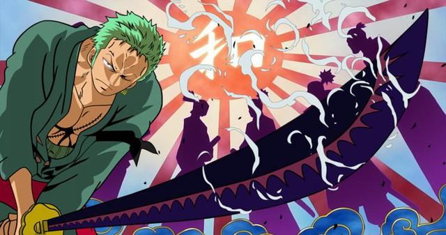 One Piece: Zoro sẽ học được sức mạnh mới từ các Bao Kiếm Đỏ của Wano để giúp Luffy giành chiến thắng trước Kaido? - Ảnh 5.
