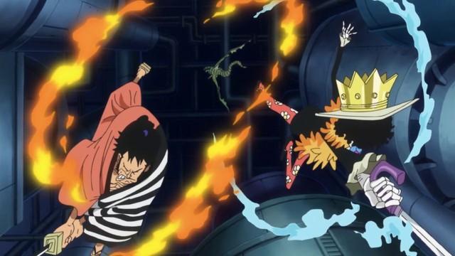 One Piece: Zoro sẽ học được sức mạnh mới từ các Bao Kiếm Đỏ của Wano để giúp Luffy giành chiến thắng trước Kaido? - Ảnh 2.