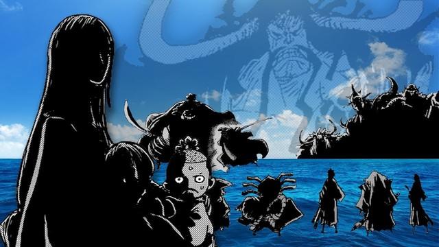 One Piece: Zoro sẽ học được sức mạnh mới từ các Bao Kiếm Đỏ của Wano để giúp Luffy giành chiến thắng trước Kaido? - Ảnh 3.