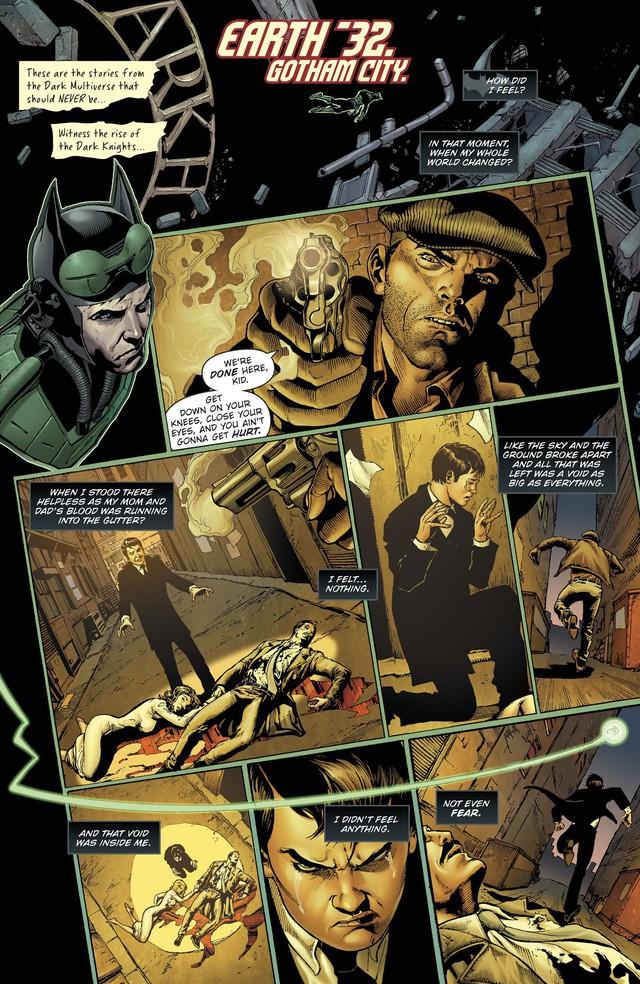 The Dawnbreaker - Tên Batman biến chất đồ sát binh đoàn Đèn Lồng Xanh và hủy diệt cả thế giới - Ảnh 1.