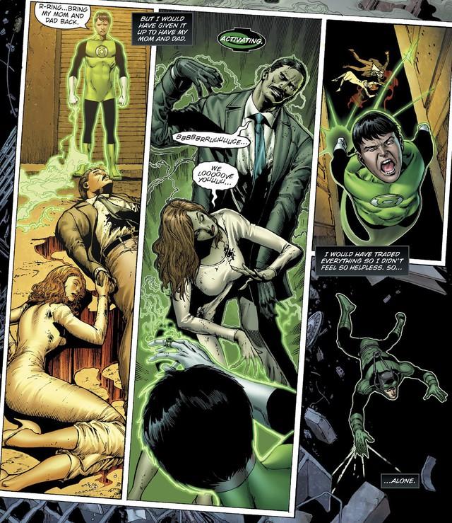 The Dawnbreaker - Tên Batman biến chất đồ sát binh đoàn Đèn Lồng Xanh và hủy diệt cả thế giới - Ảnh 8.