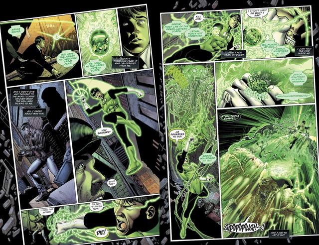 The Dawnbreaker - Tên Batman biến chất đồ sát binh đoàn Đèn Lồng Xanh và hủy diệt cả thế giới - Ảnh 2.