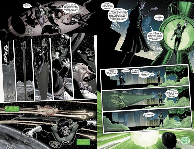 The Dawnbreaker - Tên Batman biến chất đồ sát binh đoàn Đèn Lồng Xanh và hủy diệt cả thế giới - Ảnh 3.