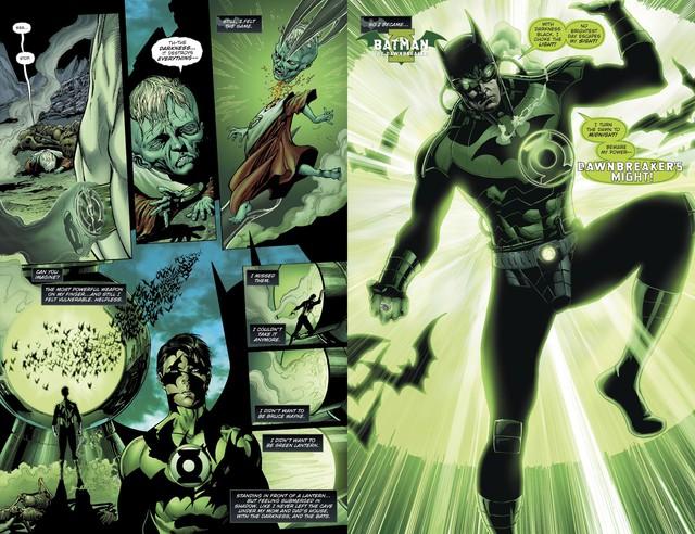 The Dawnbreaker - Tên Batman biến chất đồ sát binh đoàn Đèn Lồng Xanh và hủy diệt cả thế giới - Ảnh 4.