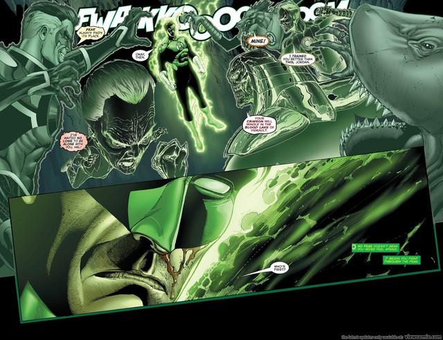 The Dawnbreaker - Tên Batman biến chất đồ sát binh đoàn Đèn Lồng Xanh và hủy diệt cả thế giới - Ảnh 5.