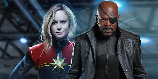 Nick Fury- kẻ chột mắt nguy hiểm nhất Marvel, dường như đoán trước được cả việc Captain America vẫn còn sống? - Ảnh 1.