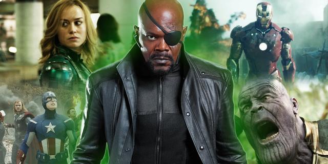 Nick Fury- kẻ chột mắt nguy hiểm nhất Marvel, dường như đoán trước được cả việc Captain America vẫn còn sống? - Ảnh 2.