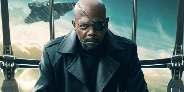 Nick Fury- kẻ chột mắt nguy hiểm nhất Marvel, dường như đoán trước được cả việc Captain America vẫn còn sống? - Ảnh 4.