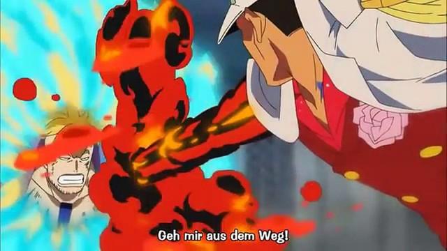 One Piece: Monkey D.Garp sẽ có một cuộc chiến long trời lở đất với Đô Đốc Akainu. Ai là người chiến thắng? - Ảnh 5.