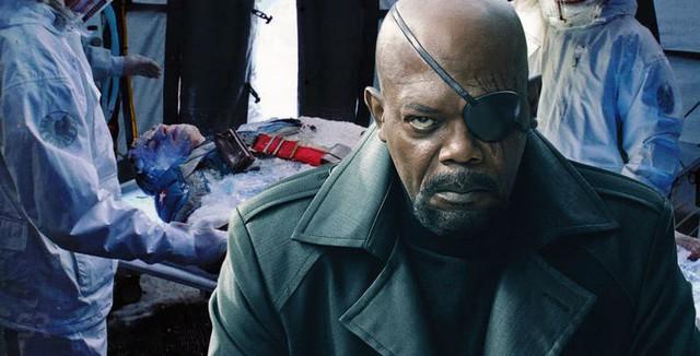 Nick Fury- kẻ chột mắt nguy hiểm nhất Marvel, dường như đoán trước được cả việc Captain America vẫn còn sống? - Ảnh 6.