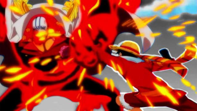 One Piece: Monkey D.Garp sẽ có một cuộc chiến long trời lở đất với Đô Đốc Akainu. Ai là người chiến thắng? - Ảnh 6.