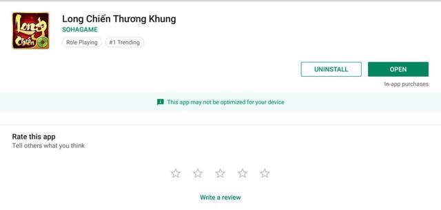 Long Chiến Thương Khung mất chưa tới... 2 phút để leo Top 1 Trending trên App Store - Ảnh 2.