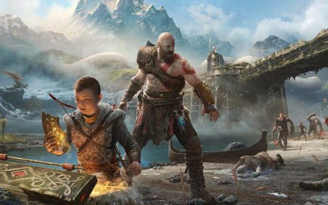 Sony dự định chuyển thể game God of War thành phim hành động cộp ...