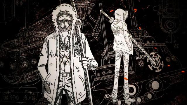 Movie One Piece Stampede: Hé lộ tạo hình chính thức các thành viên băng Mũ Rơm cùng kẻ thù sở hữu Haki Bá Vương cực bá đạo - Ảnh 11.