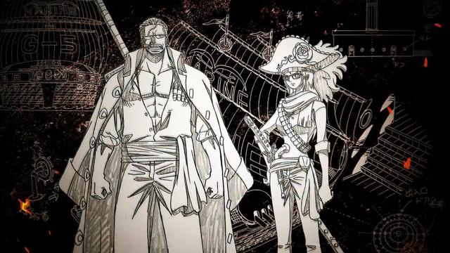 Movie One Piece Stampede: Hé lộ tạo hình chính thức các thành viên băng Mũ Rơm cùng kẻ thù sở hữu Haki Bá Vương cực bá đạo - Ảnh 12.